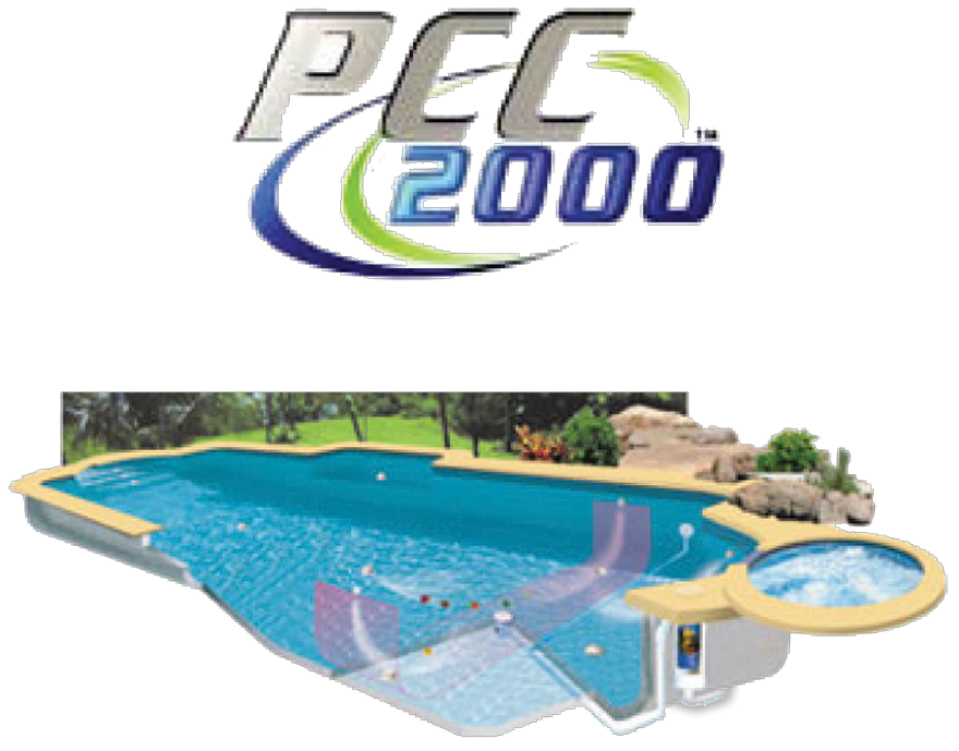 Blue Marlin Pools, Cleaner Products