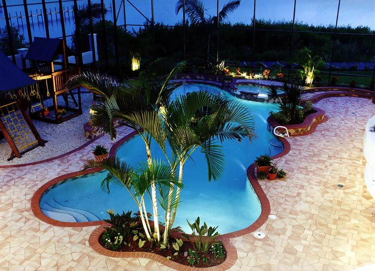 Freeform Pools | Blue Marlin Pools
